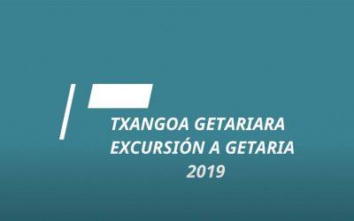 Excursión a Getaria 2019